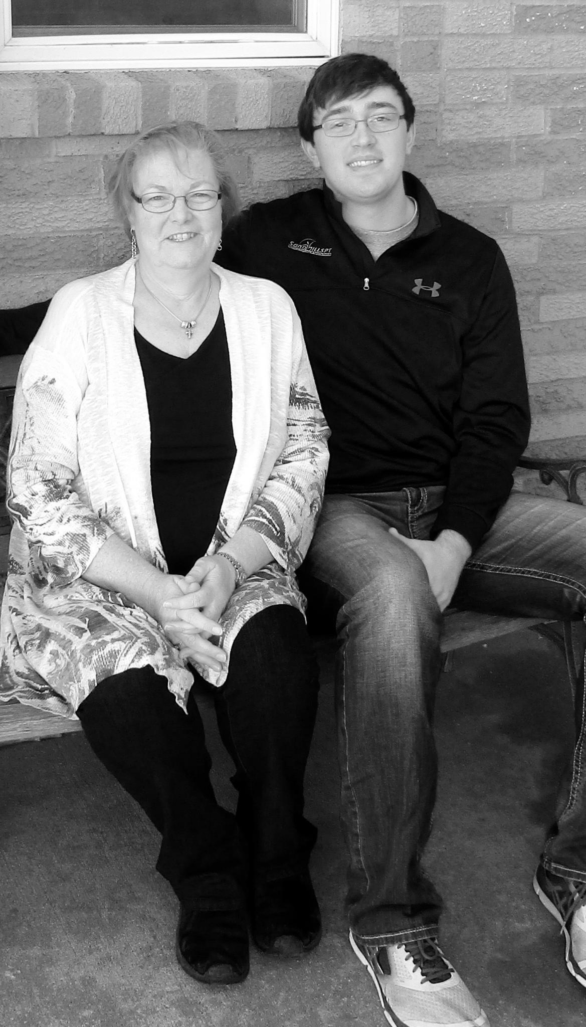 Becky Uehling | NLT<strong>Carol Friesen, and son-in-law Wiley Sowle, felt God's presence throughout their organ transplant experience.</strong>